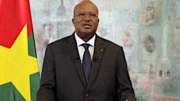 élection présidentielle au Burkina Faso - Roch Marc Christian Kaboré