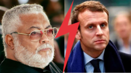 Jerry John Rawlings à la France