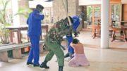 Kenya Députée tabassée par la police