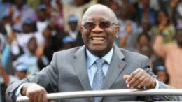 Laurent Gbagbo candidat à la présidentielle