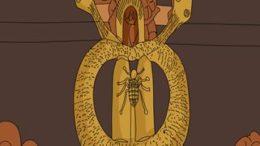 Le peuple Bamoun - L'origine du serpent à deux têtes