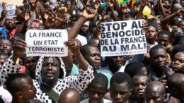 Mali - France