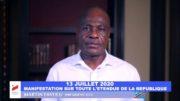 Martin Fayulu appelle à une marche le 13 juillet contre Malonda