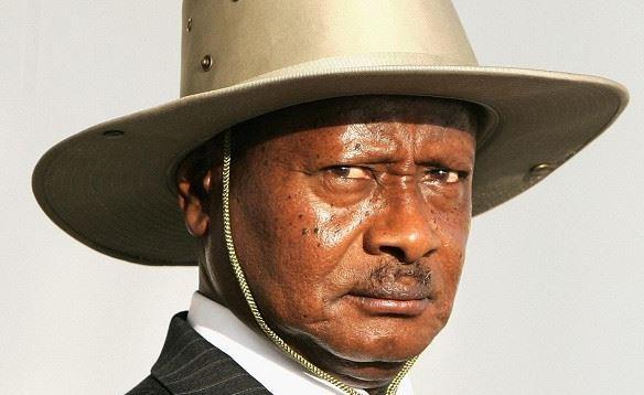 Museveni candidat à la présidentielle