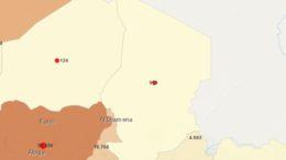Tchad Chiffres du coronavirus
