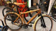 Vélo Bamboo au Ghana