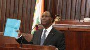 Alassane Ouattara Constitution