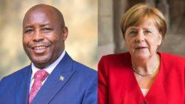 Burundi - Allemagne - Belgique