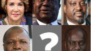 Candidats à l'élection présidentielle de Côte d'Ivoire