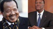 Chefs d'État africains le pouvoir