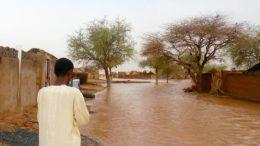 Darfour - Inondations