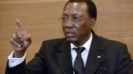 Idriss Déby candidat