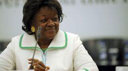 Laure Olga Gondjout ministre des affaires étrangères