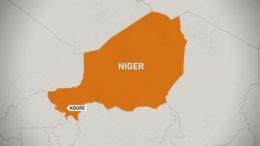 Niger - touristes tués