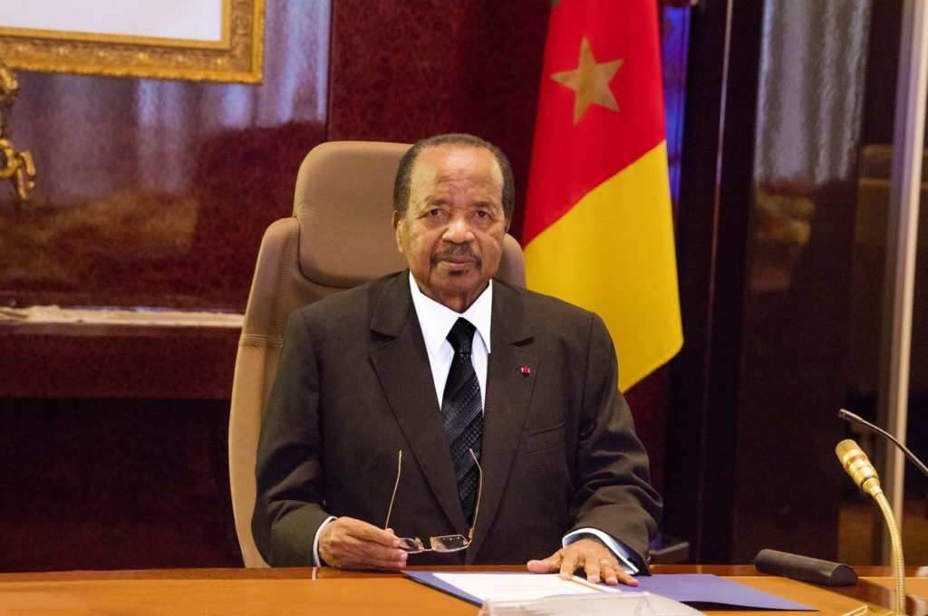 Paul Biya - Conseil Supérieur de la Magistrature