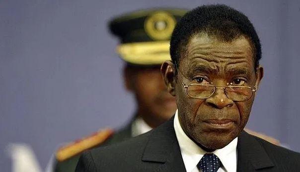 Teodoro Obiang nguema Guinée équatoriale