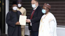Le Nigéria réceptionne le vaccin russe
