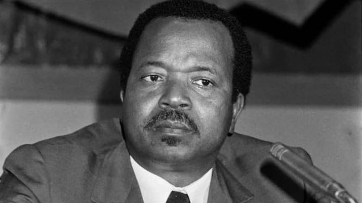 Paul Biya - Président du Cameroun