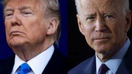 élection États-Unis - Débat Trump Biden
