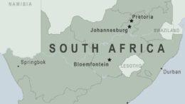 l'Afrique du Sud ouvre ses frontières