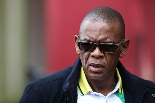 Un mandat d'arrêt contre le secrétaire général de l'ANC Ace Magashule