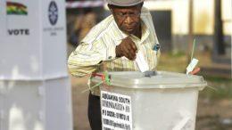 Élections couplées législatives et présidebtielles au Ghana