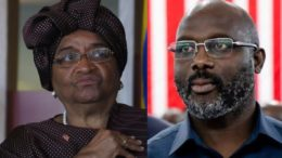 George-Weah-Ellen-Johnson-Sirleaf