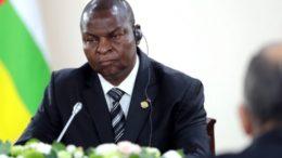 Présidentielle en Centrafrique - Faustin Archange Touadéra