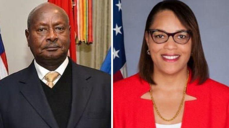 Ambassadrice des États-Unis en Ouganda