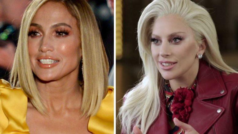 Investiture de Biden - Jennifer Lopez - Lady Gaga