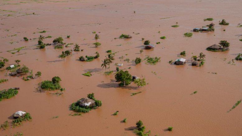 Le cyclone « Eloise » s'abat sur le Mozambique