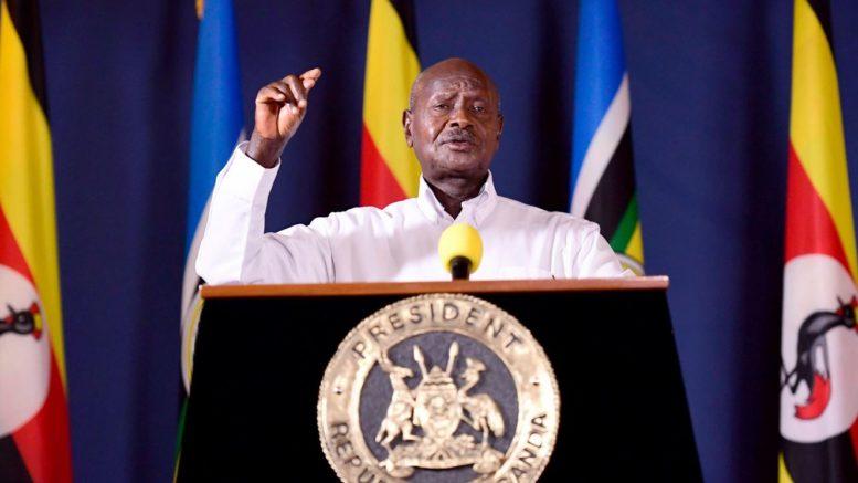 Présidentielle en Ouganda