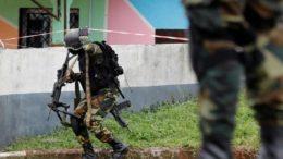 Zones de Conflit en Afrique