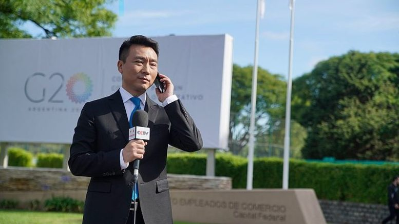 des médias chinois perdent de l'audience sur Twitter