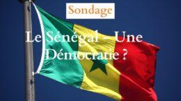 dage - Le Sénégal est-il une démocratie