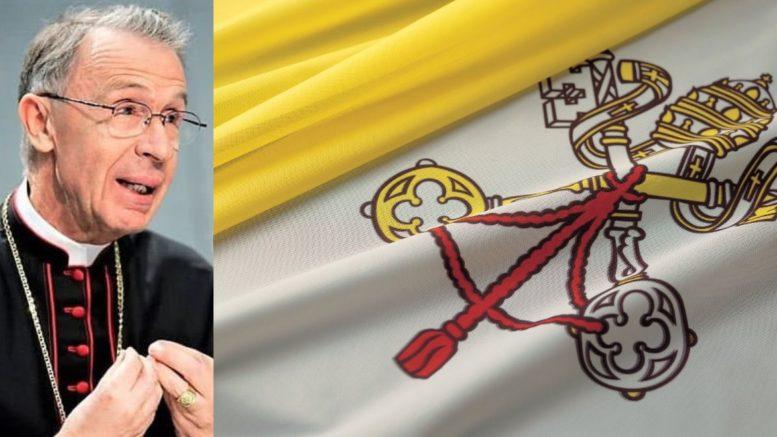 Vatican unions homosexuelles