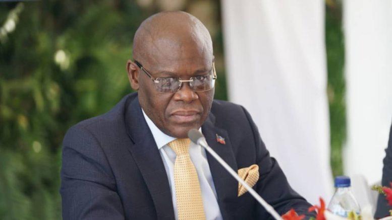 Haïti - Démission du premier ministre Joseph Jouthe